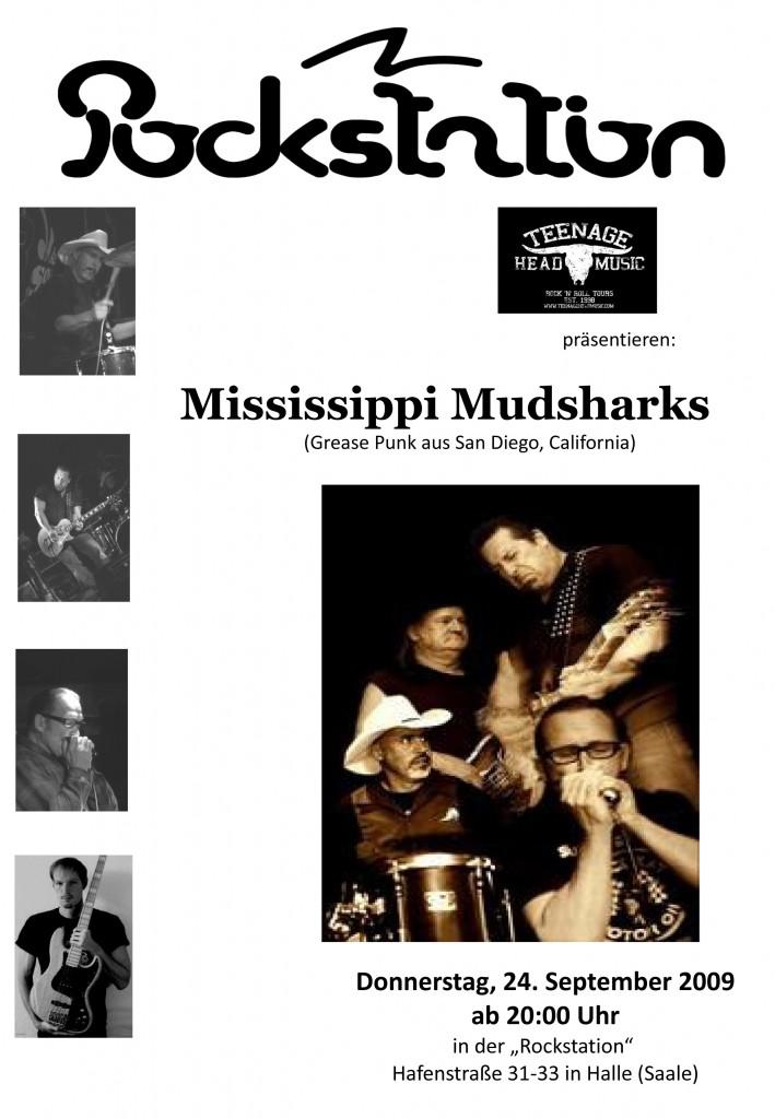 Mudsharks - org